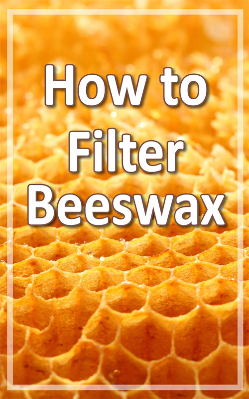 Filter Beeswax