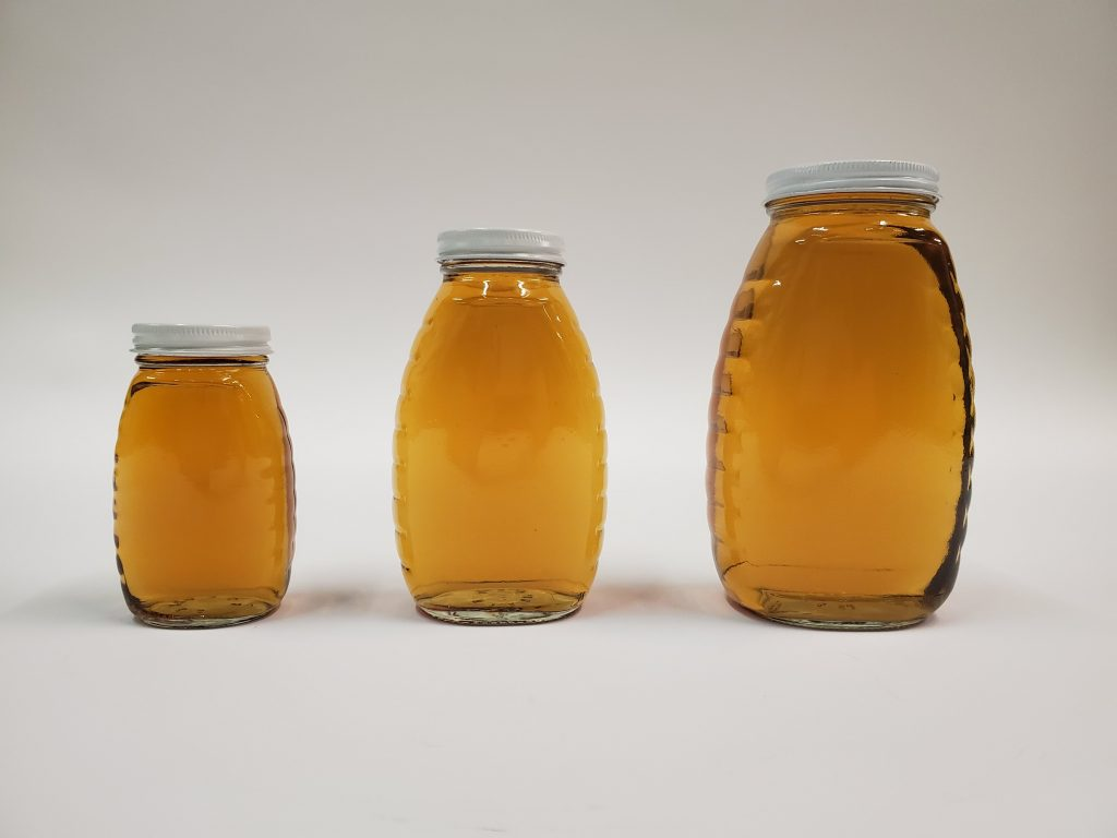 bottled-honey